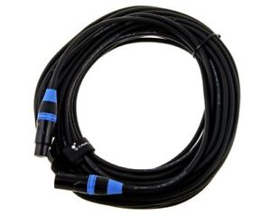 Stairville-PDC3CC-DMX-Cable-20m-3-pin-NEUF