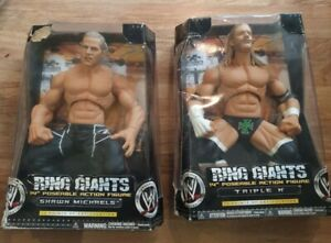 WWE-Ring-Giants-HHH-And-HBK