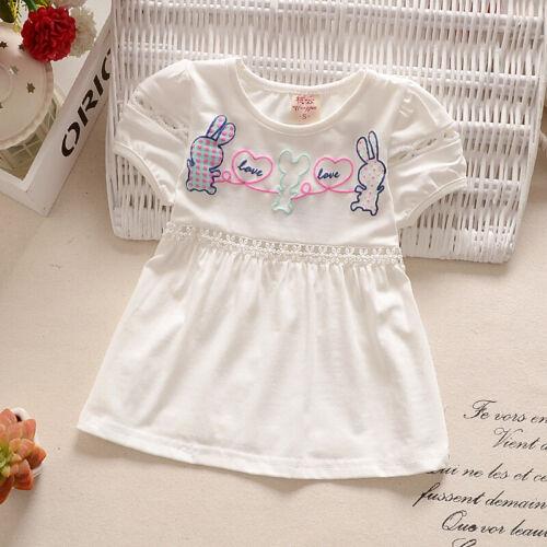 0-1 Newborn Baby Girl/'s 100/% Cotton Fashion Clothing Infant Girl Tops T-shirt