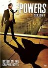 Powers Season 1 DVD The Complete First Series One