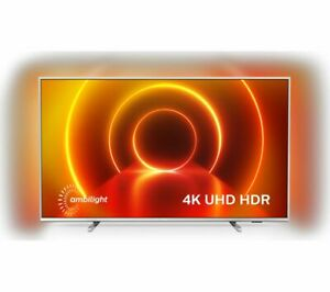 "PHILIPS 43PUS7855 43"" 4K Ultra HD HDR LED TV with Amazon Alexa"
