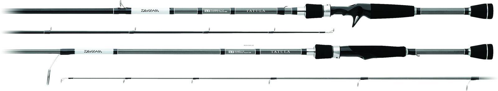 DAIWA TATULA CAST ROD XT 7' 1PC MED HEAVY FAST TAPER 10-20LB 1 4-1OZ