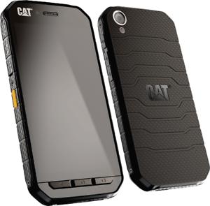 CAT-S41-32GB-Schwarz-12-7-cm-5-Zoll-NFC-13MP-Dual-SIM-IP68-Android-7-0-NEU-OVP