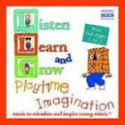 Listen Learn & Grow Playtime-imaginatio LLG Playtime Imagination CD