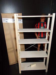 1-6-IVAR-IKEA-12-034-Regal-shelves-rack-miniature-for-Action-Figures-Dolls