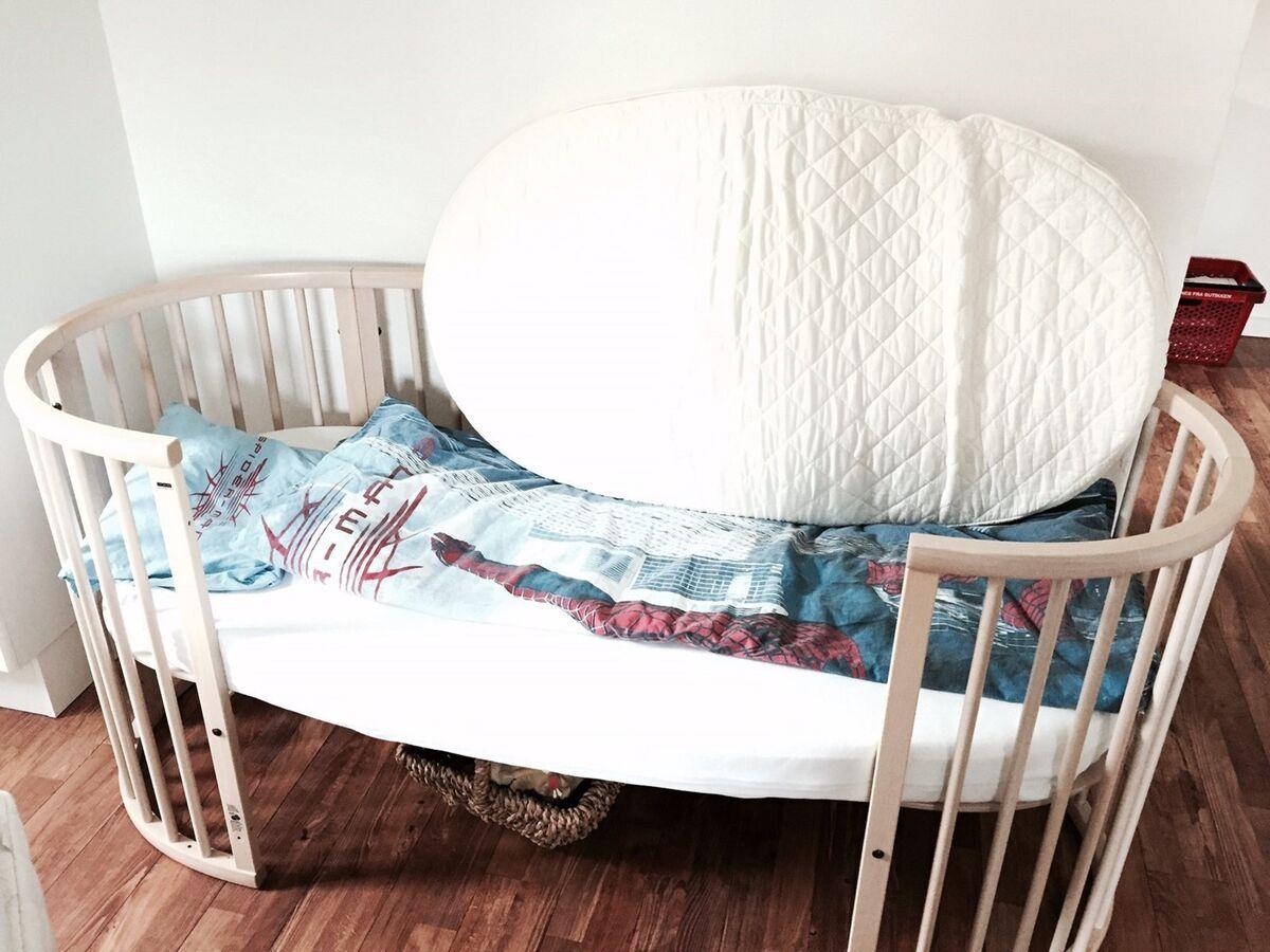 Babyseng, Stokke seng / vugge – dba.dk – Køb og Salg af Nyt og Brugt