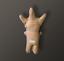 miniature 5 - STATUETTE CHANCAY CUCHIMILCO / ANCIENT STATUE TERRACOTTA, PRE INCA, PEROU / PERU