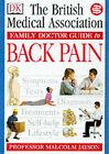 Back Pain by Dorling Kindersley Ltd (Paperback, 1999)