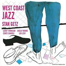 Stan Getz - West Coast Jazz / Steamer / Award Winner + 2 Extra Tracks [New CD] S