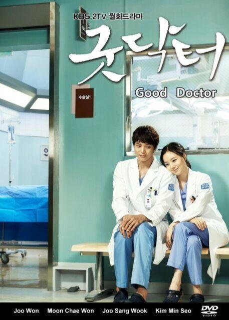 Good Doctor Korean Drama (5DVDs) Excellent English & Quality - Box Set!