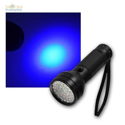 51led Lampe de Poche UV Lampe Torche 51 LEDs Ultra Violet Détecteur pour