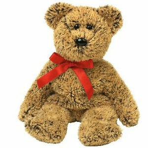 TY Beanie Baby - LEX the Bear (Learning Express Exclusive) (8.5 inch) - MWMTs