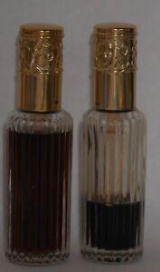 Detalles de Vintage ULTIMA Eau de Parfum Spray .5 OZ. ~ 2 botellas como se muestra. ver título original