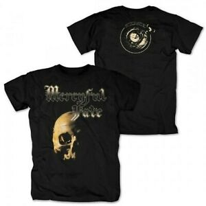 MERCYFUL-FATE-cd-cvr-Skull-TIME-Official-SHIRT-XL-New-king-diamond