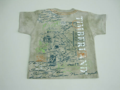Timberland Baby Boys Round Neck Timberland Top size 6 months Colour Stone