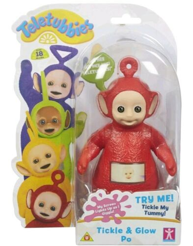 Teletubbies Tickle And Glow Po