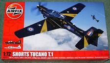 AIRFIX SHORTS TUCANO T.1 NEW MINT & SEALED 1/72
