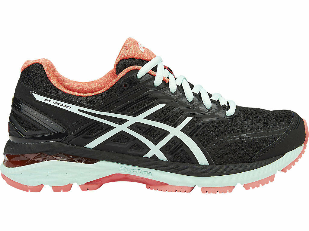 Asics GT 2000 5 Donna Running Shoes (D) (9087) + FREE AUS DELIVERY