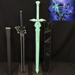 Sword-Art-Online-Kirito-Swords-The-Elucidator-amp-Dark-Repulser-Set-Stainless-St