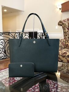 69aab2372446 Image is loading NWT-100-AUTHENTIC-TORY-BURCH-EMERSON-BUCKLE-TOTE-