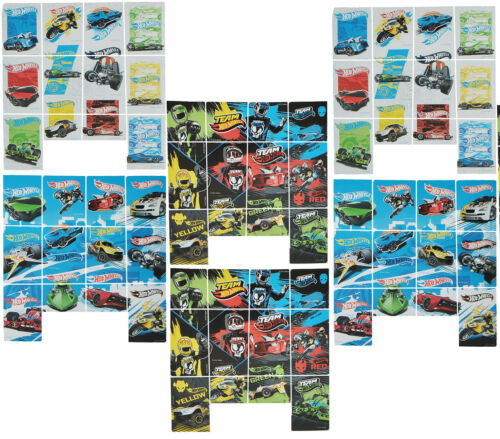 selbstklebend Hot Wheels für Jungen Auto Motorrad Whee Aufkleber // Sticker