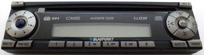 Radio BLAUPUNKT Alicante cd32 mando de pieza de repuesto 8636595065 reemplazo