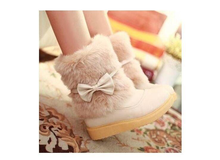 Botines botas zapatos de tacón mujer perno 4 cm como piel cómodo caldi 9062