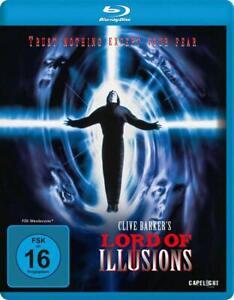 Lord of Illusions [Blu-Ray/Nuovo/Scatola Originale] film horror per un duello dei maghi di Clive