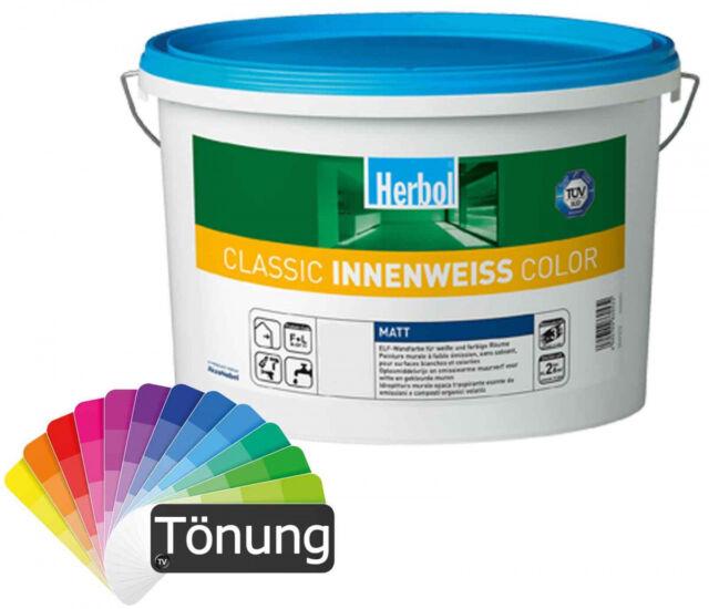 Schoner Wohnen Mineral Wandfarbe Sandbeige 7 5 L Gunstig Kaufen Ebay