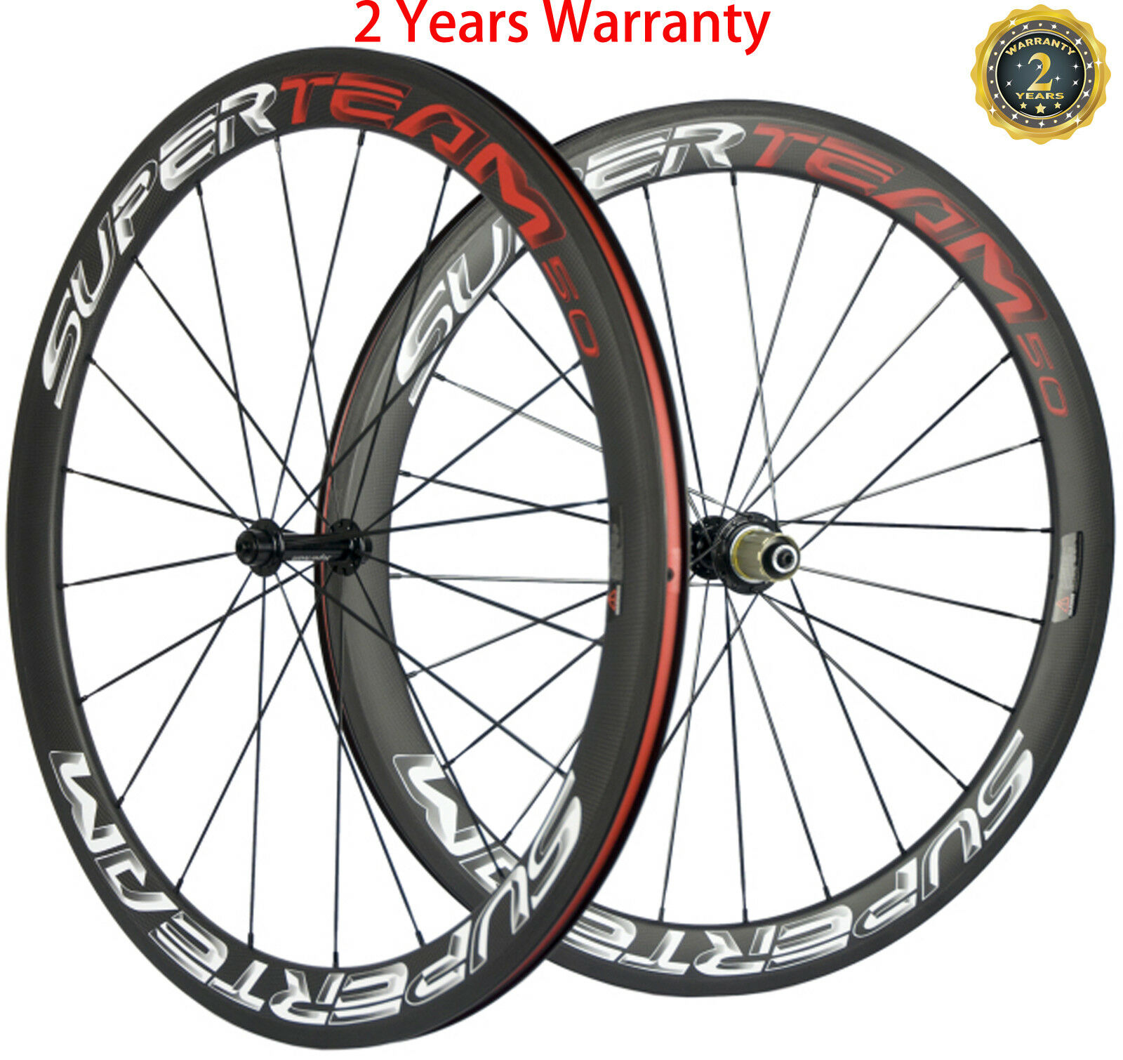 Carbon Wheels  Bicycle Road Bike Bicycle 700C Wheelset Clincher Cycle Race Matte  big savings