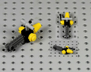 Lego 6117 minifigure tocsin tool chainsaw blade choose model
