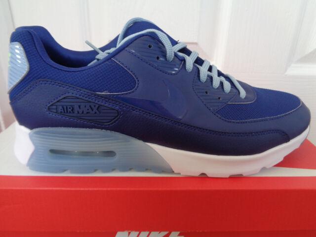Nike Damen Sneaker Air Max 90 Ultra Essential blau