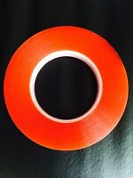 Double Sided Red Line Tape 3/4 X 36yd Tacky Craft Glue Wonder Free Shipping