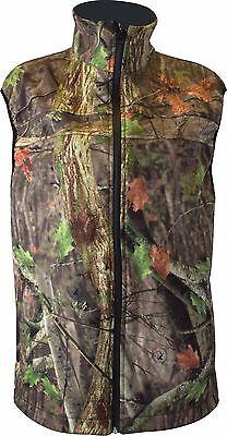 Tree Deep Camo Triple Layer Soft Shell Gilet ( Hunting Outdoors 100% Waterproof Verpackung Der Nominierten Marke