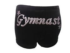girls gymnastic shorts