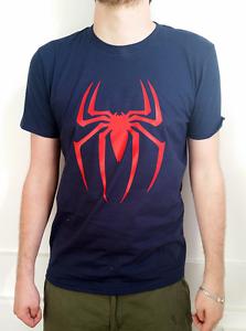05230413 Image is loading Spiderman-logo-Civil-War-Amazing-Spider-man-Avengers-