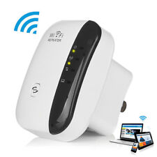 300mbps Wireless WiFi Repeater 802.11 AP Range Booster Extender Router 2018