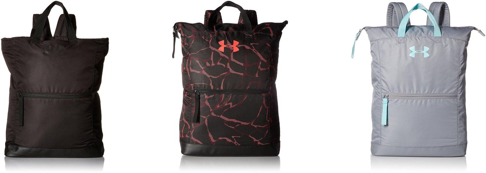 Under Armour Women s Multi-Tasker Backpack, 3 Colors   eBay 3fa34e3c1e