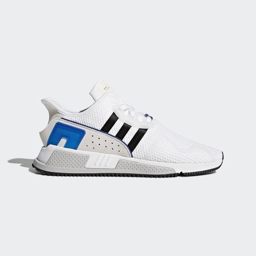Adidas CQ2379 Men EQT Cushion ADV Running shoes white black bluee Sneakers
