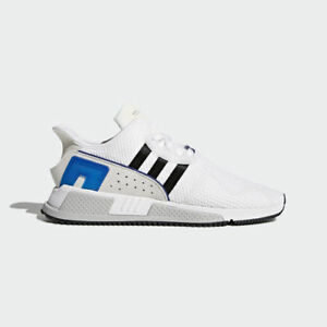 Adidas CQ2379 Men EQT Cushion ADV Running shoes white black blue Sneakers