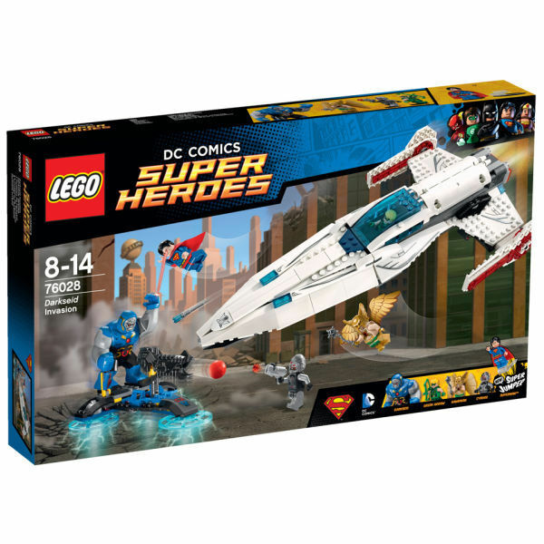 LEGO® Super Heroes DC Comics - L'invasion de Darkseid 76028