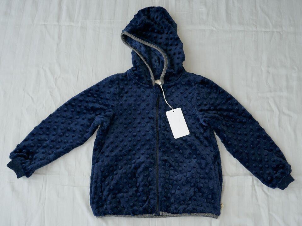 Fleece, *NY* Fleece jakke / trøje, PompDeLux