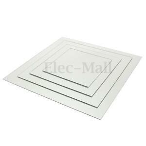 Hoja de acr lico transparente 3mm plata espejo de panel de material pl stico cortar a la medida - Espejo de plastico ...