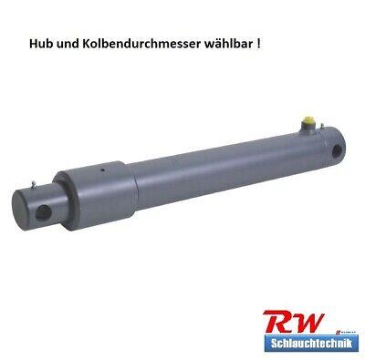 Hydraulikzylinder einfachwirkend 50//700 mm Hub