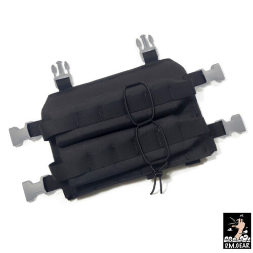 Details about  /DMgear Tactical P90 Mag Pouch Panel Airsoft MOLLE Pouch Mag Carrier Hunting Gear