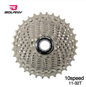 BOLANY 8 Speed Cassette 11-42T MTB Mountain Bike Freewheel Wide Ratio  Flywheel
