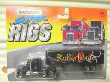 MATCHBOX 1995 CY9A ROLLER BLADE KENWORTH BOX TRUCK CONVOY MINT BUBBLE PACKED*