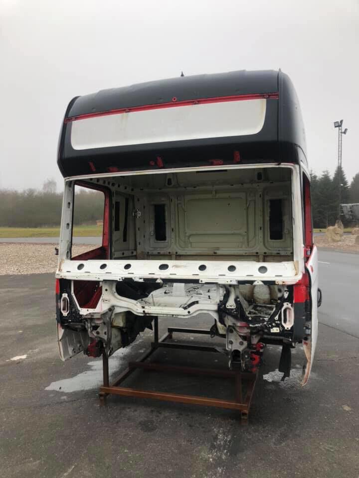 Scania Topline førerhus