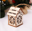 LED-Light-Wood-HOUSE-Cute-Christmas-Tree-Hanging-Ornaments-Holiday-Decoration thumbnail 7