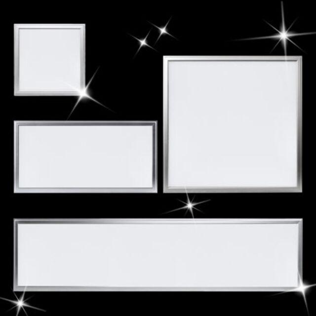 120x30/60x60/60x30/30x30cm RGB LED Panel Decken Leuchte Lampe Ultraslim Strahler